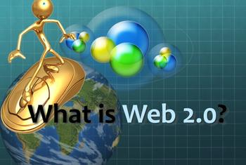 What is Web2.0? Slide 1